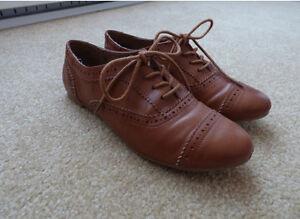 Women's Aldo Brown Shoe