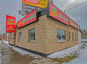 Commercial Building for Lease Niagara Falls Tourist Area