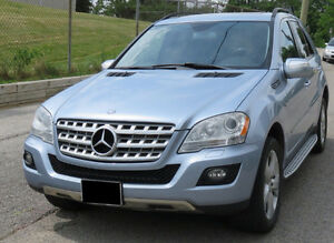 2009 Mercedes-Benz ML320 Bluetec/Diesel / ENT PK/NAVI/DVD/BT