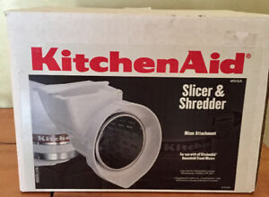 Kitchen Aid Slicer Shredder