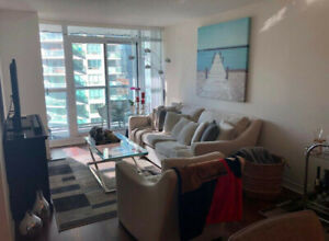 1 Bed + Den Condo for lease at 19 Grand Trunk Crescent