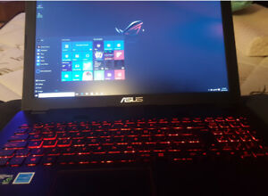 "*Brand New Like Condition* 15"" ASUS ROG GL552VW Gaming Laptop"