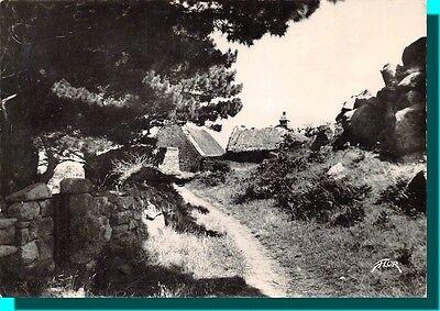 Cpsm   Brehat Vieilles Cottages