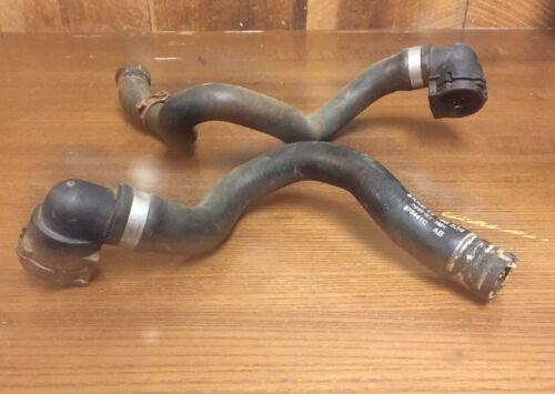 SET OF 2 - OEM Saab 9-3 9-3 HVAC Heater Hose