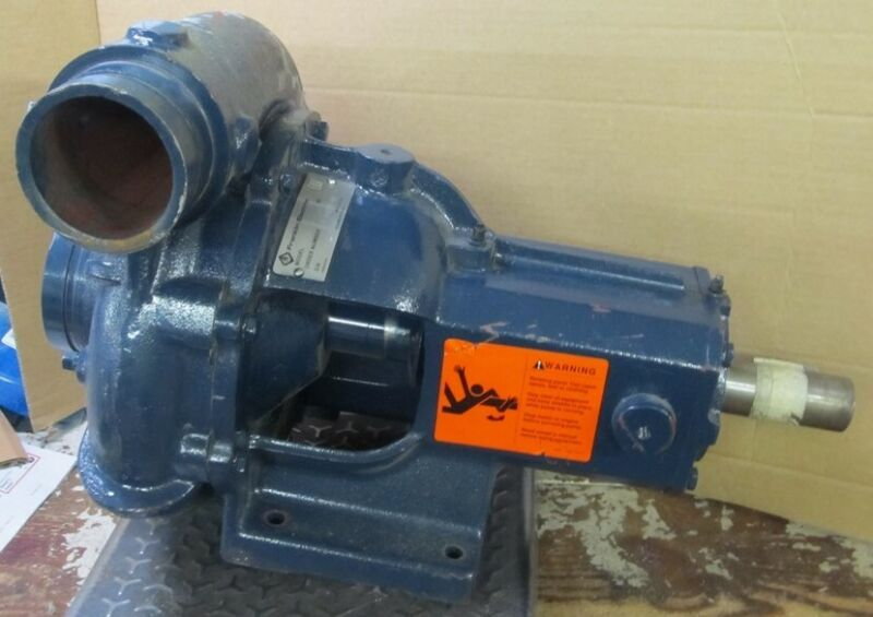 """Franklin Electric XS439, 65040309401, 9"""" Water Truck Centrifugal Pump, CCW"""
