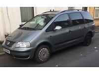 2005 Volkswagen Sharan *7 seater,MPV, Diesel 1.9*