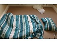 Free! Set of single bedding plus sheet