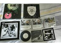 Vinyl Record Collection Hardcore and Thrash Rare and Hard to find
