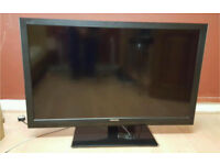 TOSHIBA 42 inch LED 3D Tv Excellent Condition With Remote
