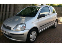 Toyota Yaris 1.3 Automatic - 1 MOT / 9 stamps