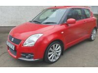 Suzuki, SWIFT, Hatchback, 2006, Manual, 1586 (cc), 3 doors