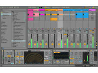 ABLETON LIVE SUITE 10 MAC or PC