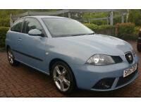 *ONLY 21,000 MILES* Seat Ibiza Sport 1.4 100BHP - 1 PRIVATE OWNER / 2 KEYS - LIKE VOLKSWAGEN GOLF