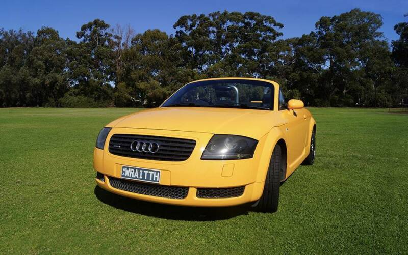Audi TT Quattro Roadster Cars Vans Utes Gumtree - 2001 audi tt quattro