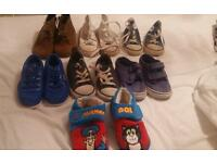 Boys shoe bundle size 7