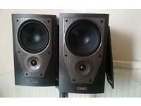 Speakers Mission m72 mint condition