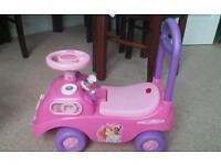 Disney car music