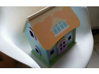 Wooden Doll House - £2