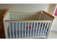 Humphrey's Corner Cot Bed (toddler bed)