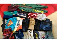 Boys 2-3 years clothing bundle £20.