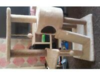Cat Tree/Scratch Post for sale