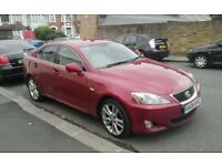 Lexus is220d SPORT - 2006 Diesel - DPF smoke