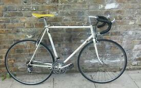 RALEIGH Rapide Reynolds 531. Campagnolo. Fully serviced 60cm