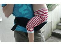Hippy Chick baby/toddler hip carrier