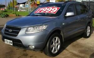 2008 Hyundai Santa Fe ELITE CRDi - Auto - Only $7999 Lonsdale Morphett Vale Area Preview