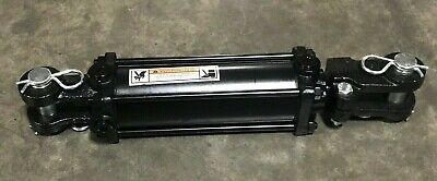 Dalton Hydraulic Tie-rod Cylinder 2.5 Bore 6 Stroke 3000 Psi 8 Sae