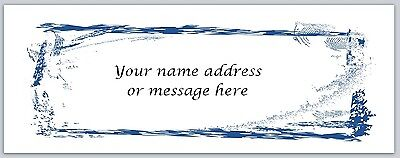 - Personalized Address labels Vintage Abstract Design Buy 3 get 1 free (b 3)