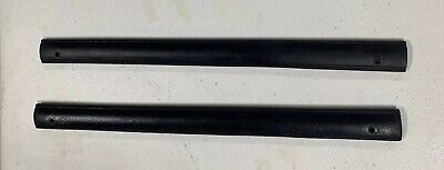 New BLACK 81-91 Chevy GMC Pickup Truck Interior Door Panel Pull Strap Handle pr