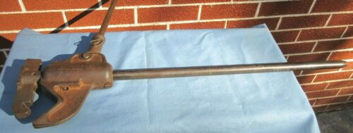 USED PULJAK CHAIN LINK FENCE STRETCHER CUSTOM PRODUCTS CORP USA (1)