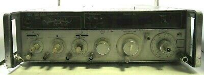 Hp 8640b Signal Generator As Is -free Shipping-