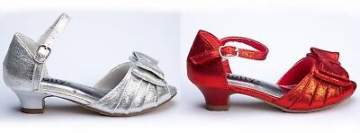 Children's Occasion Shoes (Girls Toddlers & Youth Formal Especial Occasion Sparkly)