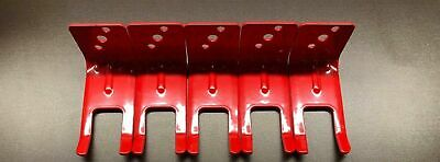 5-fork Style Wall Mount 10 Lb. Size Fire Extinguisher Amerex Bracket New