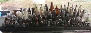 Collectors old bottles/antique /vintage Lochinvar Maitland Area Preview