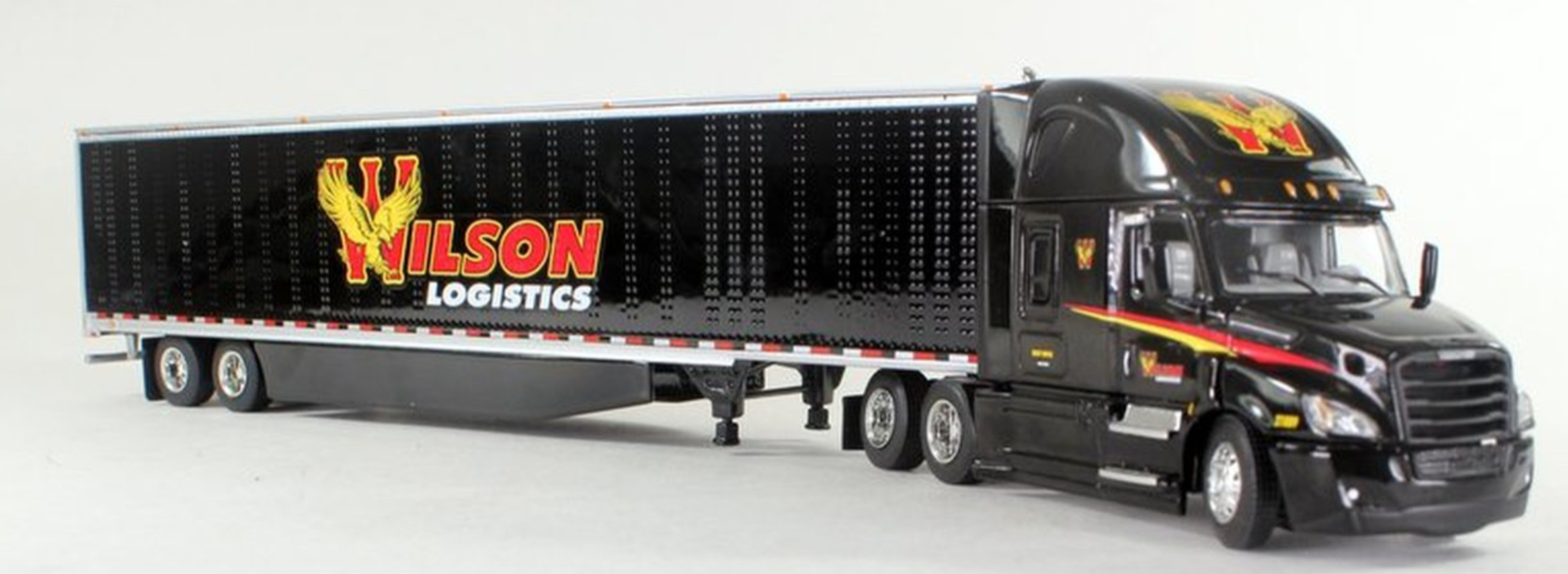 DCP 1:64 Freightliner Cascadia with 53' Trailer Wilson Logistics