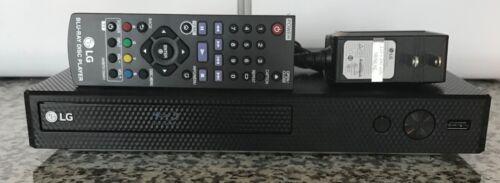 LG BP175 REGION FREE BLU-RAY DVD PLAYER ZONE A B C DVD 0-8 USB
