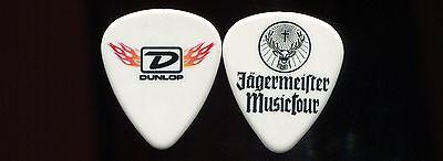 JAGERMEISTER Concert Tour Guitar Pick!!! custom stage Dunlop Pick MUSIC TOUR
