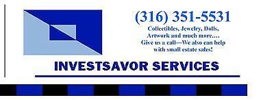 Invest Savor Services ~