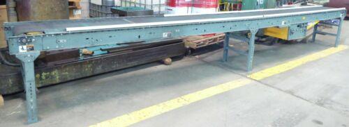 "Hytrol Belt Conveyor: 18""W x 22"