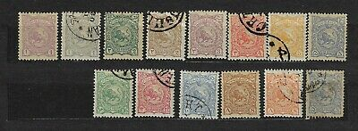 MIDDLE EAST STAMP  1PERSIA # 90  TO  119 USED  &  NEW  MODEL a18