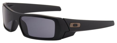 Oakley Gascan Sunglasses 03-473 Matte Black Frame | Grey Lens | BNIB