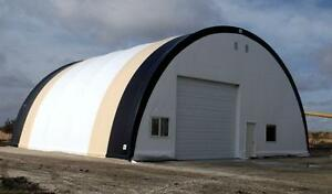 Last Chance Specials G&B Portable Fabric Buildings
