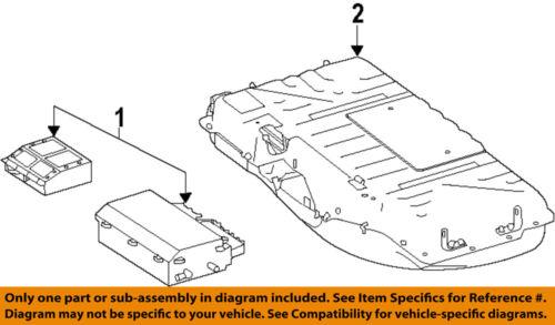 Mercedes MERCEDES-BENZ OEM 10-11 ML450-Battery 1643431200