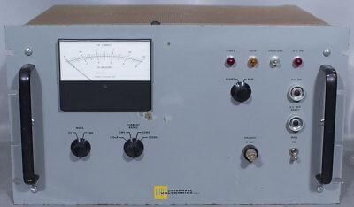 Universal Voltronics Bp 6.5-100-lasl 6.5 Kv 100 Ma High Voltage Power Supply