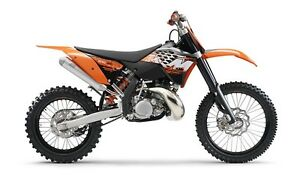 Looking for ktm 125,150, 200 XC/XCW/EXC