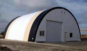 G&B Portable Fabric Buildings - Winter Specials