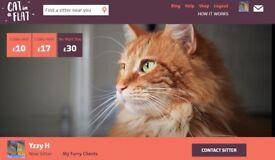 Cat Sitter, Insured